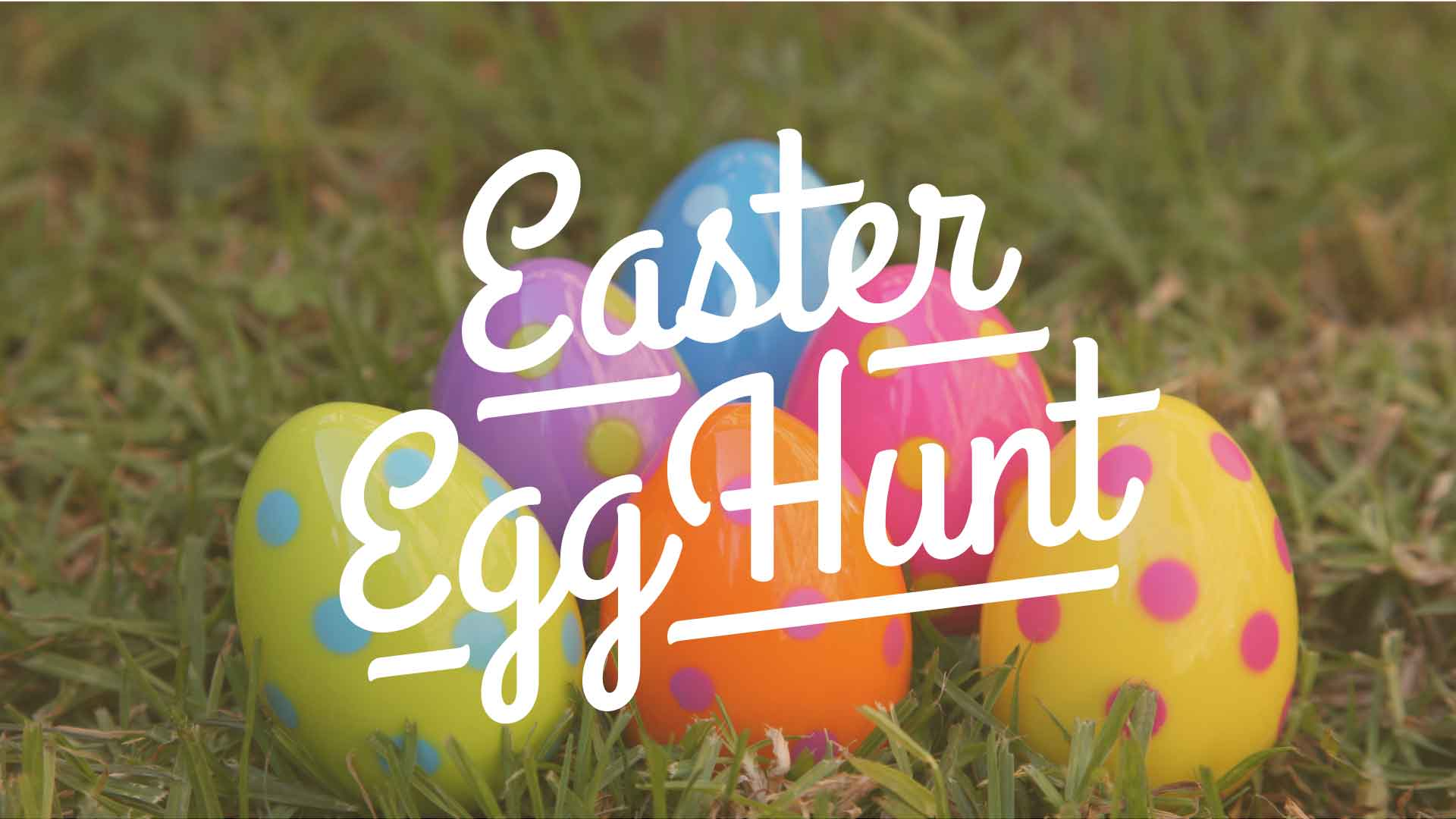 Easter Egg Hunt graphic for event